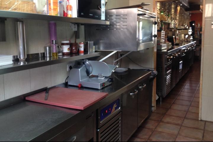 Cafeteria-xurreria  en traspàs